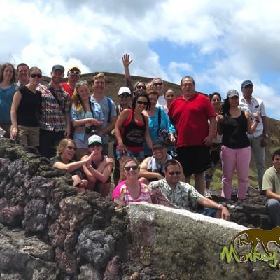 guided tour Masaya Volcano National Park Nicaragua and Costa Rica Tour 65