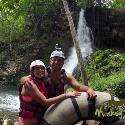 Tubing Adventure Trip Hacienda Guachipelin Rincon de la Vieja Guanacaste Costa Rica Tour 124
