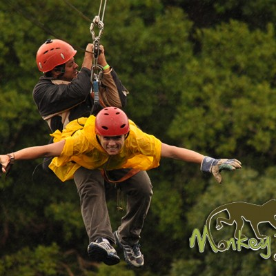 Ziplining Borinquen Rincon de la Vieja Costa Rica and Nicaragua Adventure Trip 70