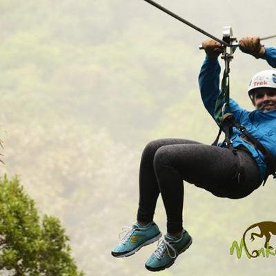 Sky Trek Monteverde Costa Rica Getaway Adventure 130