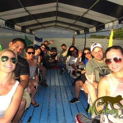 Isletas Boat Tour Costa Rica and Nicaragua Getaway 78