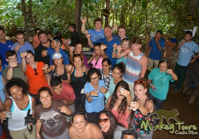 Cheers National Costa Rican Guaro Sugar Cane Arenal Costa Rica and Nicaragua Guided Tour 61