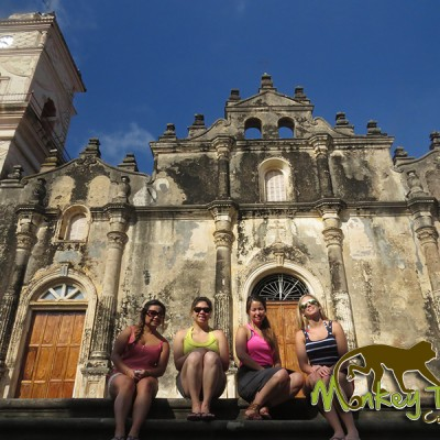 Granada Church Costa Rica and Nicaragua Getaway Trip 78