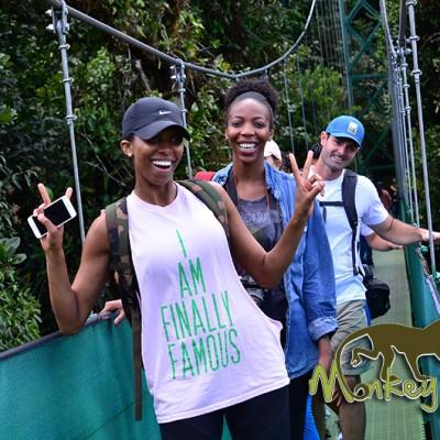 Cloud Forest Hanging Bridges Sky WalkMonteverde Costa Rica Getaway 127