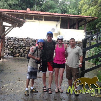 Horseback Riding Hacienda Guachipelin Costa Rica Getaway Trip 131