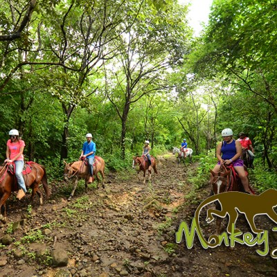 Hacienda Guachipelin Horseback Riding Costa Rica Tour 134