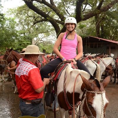 Horseback Riding Hacienda Guachipelin Adventure Costa Rica Guided Tour 130