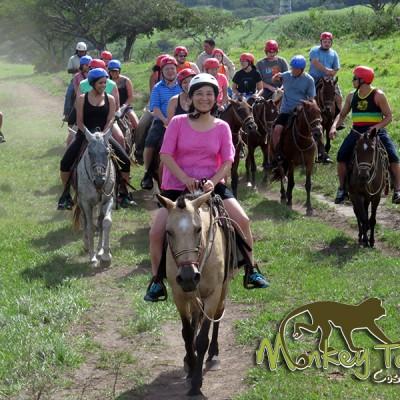 Horseback Riding Borinquen Rincon de la Vieja Costa Rica and Nicaragua Getaway 61