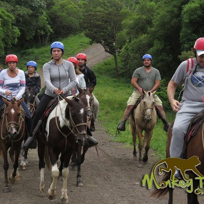 Borinquen Horseback Riding Costa Rica and Nicaragua Trip 78