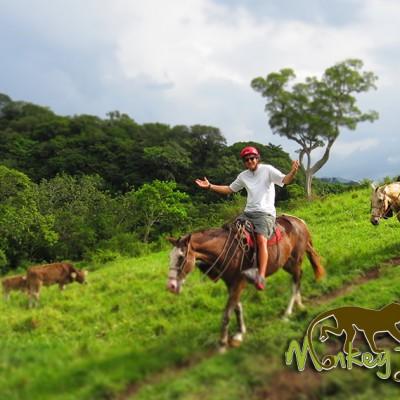 Horseback Riding Borinquen Hotel Costa Rica and Nicaragua Trip 77