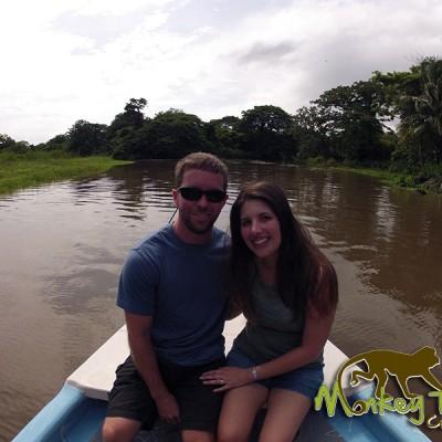 Isletas Boat Tour Costa Rica and Nicaragua Getaway Trip 73