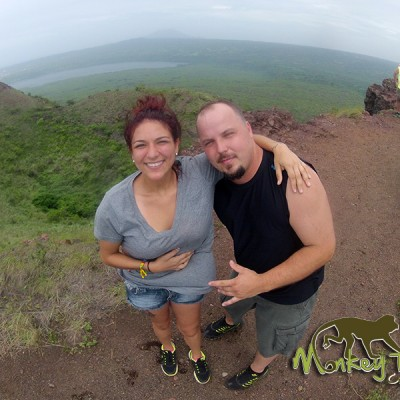 View point Masaya Volcano Costa Rica & Nicaragua Tour 61