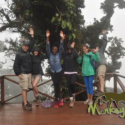 Monteverde Sky Adventures Cloud Forest Costa Rica Guided Getaway 127