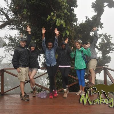 Monteverde Sky Adventures Cloud Forest Costa Rica Guided Getaway 127