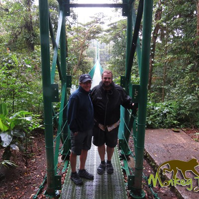 Monteverde Sky Walk Costa Rica Adventure Travel 129