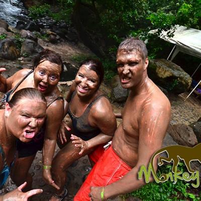 Hacienda Guachipelin Mud Bath Costa Rica Guided Getaway 133