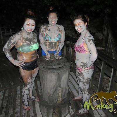 Hotel Borinquen Mud Bath Costa Rica and Nicaragua Tour 78