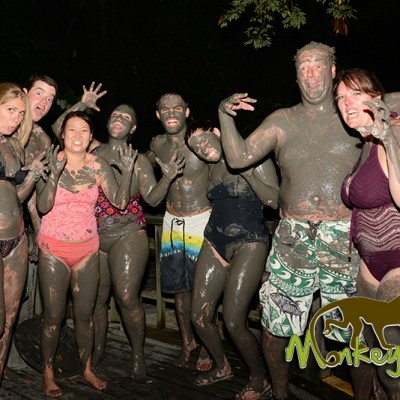 Mud Bath Borinquen Costa Rica and Nicaragua Escorted Adventure 76