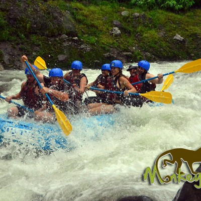 Rafting Tour Balsa River Costa Rica and Nicaragua Escorted Getaway 76