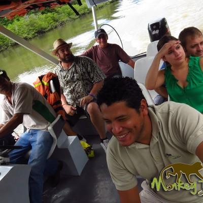 Palo Verde Boat Safari Costa Rica Adventure Tour 129