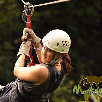 Zipline Hacienda Guachipelin Costa Rica Aventure Tour 128