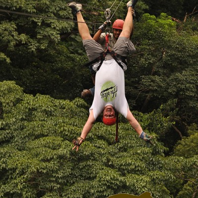Zipline Tour Costa Rica and Nicaragua Escorted Travel 76