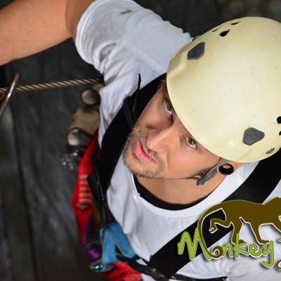 Ziplining Tour Hacienda Guachipelin Rincon de la Vieja Costa Rica Adventure Trip 132
