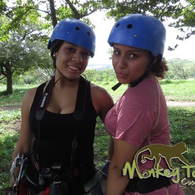 Zipline Tour Borinquen Rincon de la Vieja Costa Rica and Nicaragua Guided Trip 61