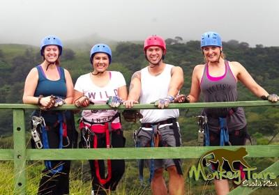 Zipline Rincon de la Vieja Borinquen Hotel Costa Rica and Nicaragua Guided Tour 83