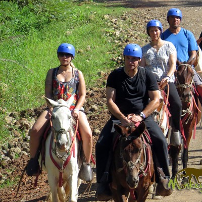 Hacienda Guachipelin Horeseback Riding Costa Rica Tour 137