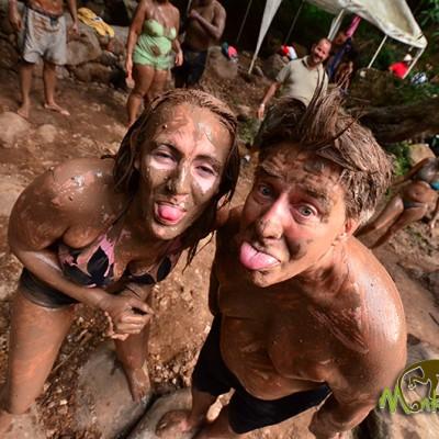 Hacienda Guachipelin Rincon de la Vieja Mud Baths Costa Rica Trip 138