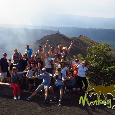 Masaya Volcano National Park Guided Group Costa Rica and Nicaragua Adventure Tour 81