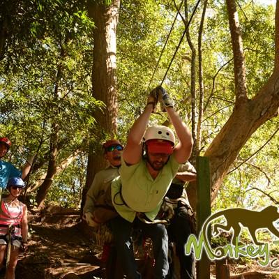 Zipline Borinquen Costa Rica and Nicaragua Adventure Tour 95