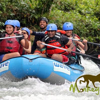 Balsa River Rafting Costa Rica and Nicaragua Adventure 96
