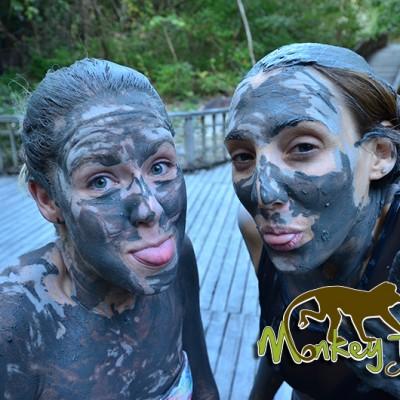 Borinquen Mud Baths Costa Rica and Nicaragua Getaway 94