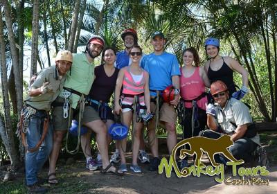 Zipline Borinquen Hotel Costa Rica and Nicaragua Tour 95