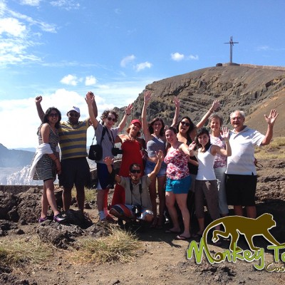 Masaya Volcano National Park Guided Group Costa Rica and Nicaragua Tour 96