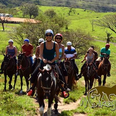 Horseback Riding Borinquen Hotel Costa Rica and Nicaragua Trip 96