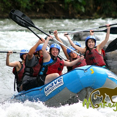 Rafting Wave Expeditions Costa Rica and Nicaragua Trip 96