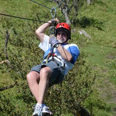 Zipline Tour Borinquen Hotel Costa Rica and Nicaragua Adventure 95