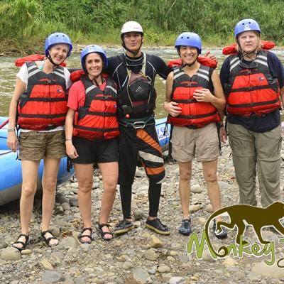 Balsa River Rafting Arenal Costa Rica and Nicaragua Adventure 98