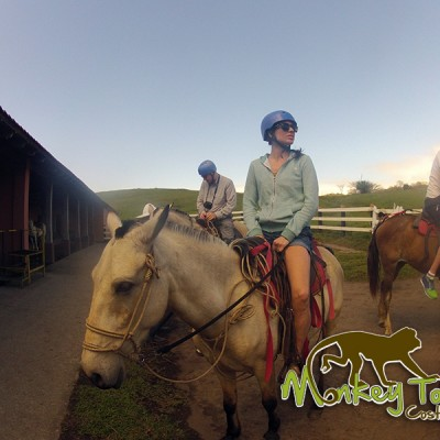 Horseback Riding Borinquen Hotel Costa Rica and Nicaragua Tour 99