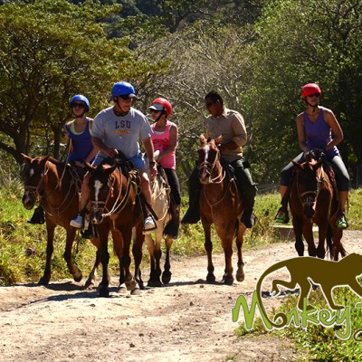 Horseback Riding Borinquen Hotel Costa Rica and Nicaragua Tour 98