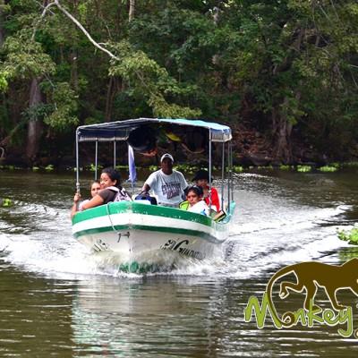 Isletas Boat Tour Costa Rica and Nicaragua Trip 98