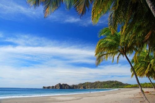 The Beach Of Carrillo Costa Rica